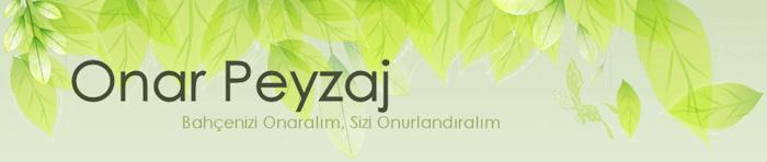 Onar Peyzaj